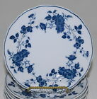 BUTTER PLATES * Blue White, EXC!