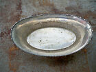 Silver Basket Bread or fruit silverplate