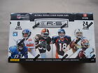 2012 Panini Rookies & Stars Football Factory Sealed Hobby Box Luck & Wilson RCs