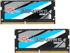GSKILL Ripjaws Series 32GB 2 x 16G 260 Pin DDR4 SO DIMM DDR4 2400 PC4 19200