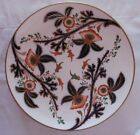 Antique Plate Imari Gaudy Welsh Hand Painted Copper Blue Orange Green c.1870
