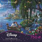THOMAS KINKADE DISNEY DREAMS COLLECTION PUZZLE THE LITTLE MERMAID II 750 PCS