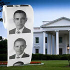 Barack Obama Toilet Paper Roll Wipe Out OBAMACARE Joke Gag Gift TP Democratic