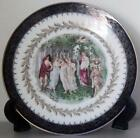 ROSENTHAL PLATE-PAINTING PRIMA VERA BY BOTTICELLI-OVER 100 YEARS OLD-EXCELLENT