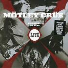 Motley Crue : Carnival of Sins Live CD 2 discs (2006) FREE Shipping, Save £s