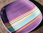 Pfaltzgraff EQUATOR Purple Salad Plate Medium 8 3/4