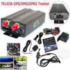 New Mini GPS/SMS/GPRS Tracker TK103A Vehicle Car Tracking Device System