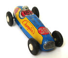 Vintage Antique CHAMPION Race Car Tinplate Friction Toy Moto Japan 1960's