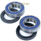 Front Wheel Ball Bearing and Seal Kit Fits SUZUKI LT-F400 KingQuad 400FS 08-14