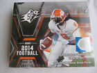2014 SPx football Unopened hobby Box 4 autograph or Game used cards per box