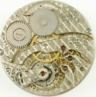 South Bend Pocket Watch Movement Grade 407 Spare Parts Repair