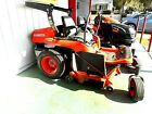 Kubota ZD221 Diesel Zero Turn Mower Only 48 Hours