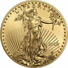 2016 Gold American Eagle (GAE) 1/10oz (Tenth Ounce) $5 BU