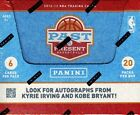 2012 13 Panini Past & Present Basketball Hobby Factory Sealed 5 Box lot