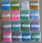Lot of 11 0 Round Toho Japan Glass Seed Bead Beads 240g Mixes