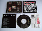 EXTREME NOISE TERROR A Holocaust in Your Head CD 1989 MEGA RARE 1st PRESS JAPAN!