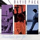 David Pack ANYWHERE YOU GO cd 1985/2006 NEW (TOTO.Kerry Livgren) Ambrosia