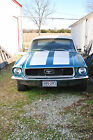Ford Mustang Coupe 1968 ford mustang coupe
