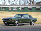 Ford Mustang Custom ABSOLUTELY STUNNING 1968 MUSTANG J CODE CUSTOM STRONG V 8 RUST FREE A C