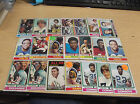 LOT OF (96) 1974-1979 TOPPS FOOTBALL STAR RC CARDS HUGE BV$$$