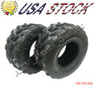 2 Pack of 16x8x7 Tires 50cc 70cc 90cc 110cc 125cc Taotao Quad ATV Go Kart 4ply