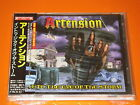 ARTENSION / Into The Eye Of The Storm CD JAPAN OBI RARE RRCY-1028