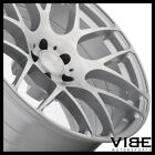 19 AVANT GARDE M610 BRUSHED SILVER FORGED CONCAVE WHEELS RIMS FITS NISSAN