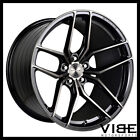 20 STANCE SF03 BLACK FORGED CONCAVE WHEELS RIMS FITS AUDI C7 A6