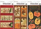FRESH CUTS Rebecca Sower Designs Mini Size HALLOWEEN CHRISTMAS THANKSGIVING