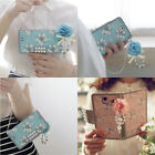 Womens Fashion Leather Handbag with Strap Wallet Case Cover For Apple iPhone