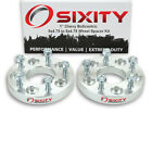2pc 1 Wheel Spacers for Chevy Camaro Corvette Adapters Lugs Studs 5x475 tq