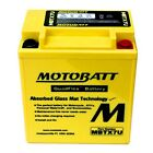 New AGM Battery Fits Derbi Mulhacen 125 / Senda 125 Baja / Terra 125 Motorcycles