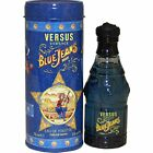 BLUE JEANS by Versus Versace 2.5 oz MEN Cologne NEW IN CAN