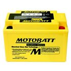 NEW Motobatt AGM Battery For KYMCO Dink 125 150 200 Downtown 125i 300i Scooters