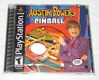 Austin Powers Pinball for Playstation PS1 Brand New! Factory Sealed!