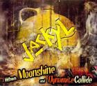 WHEN MOONSHINE AND DYNAMITE COLLIDE [DIGIPAK] NEW CD