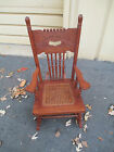 52872   Youth Antique Childs Rocking Chair Rocker
