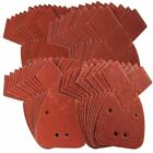 10 Mouse Sanding Sheets to Fit Black and Decker Detail Palm Sander - With Tips