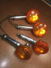 set of (4) OEM turn signals SUZUKI GS1000L GS1000