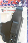 033BAE1Z0 DeSantiS Dual Carry II IWB Holster Glock 26 27 33 SW Walther PPS