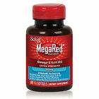 MegaRed 500mg Omega 3 Krill Oil Dietary Supplement 90 ct