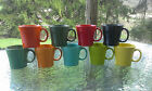 Tapered/ Squat coffee MUG NEW FIESTAWARE FIESTA WARE 15OZ Slate