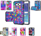 For Samsung Galaxy Phones Slim Hybrid Hard Case Shockproof Phone Cover