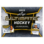 2015 16 LEAF ULTIMATE HOCKEY - FACTORY SEALED HOBBY BOX