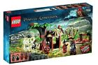 Lego 4182 The Cannibal Escape ** Sealed Box ** Jack Sparrow