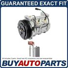 PREMIUM QUALITY NEW AC COMPRESSOR  CLUTCH WITH A C DRIER FOR CHEVY TRACKER