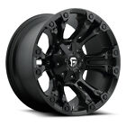 Fuel D560 Vapor 20x12 5x1397 5x150 44mm Matte Black Wheels Rims