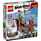 LEGO Angry Birds Piggy Pirate Ship Set 75825 NEW Sealed