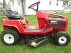 TORO 1132 LAWN TRACTOR 11 HP 32  DECK ELECTRIC START NO SHIPPING ILLINOIS