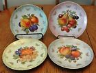 MITTERTEICH BAVARIA CHINA 4 Decorative Plates 7 3/8